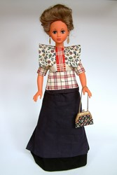 Picture of Netherlands Doll Spakenburg